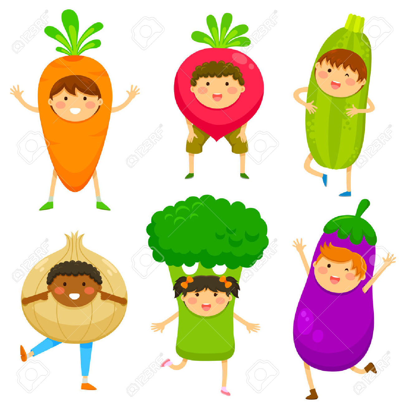 Child Nutrition Clipart