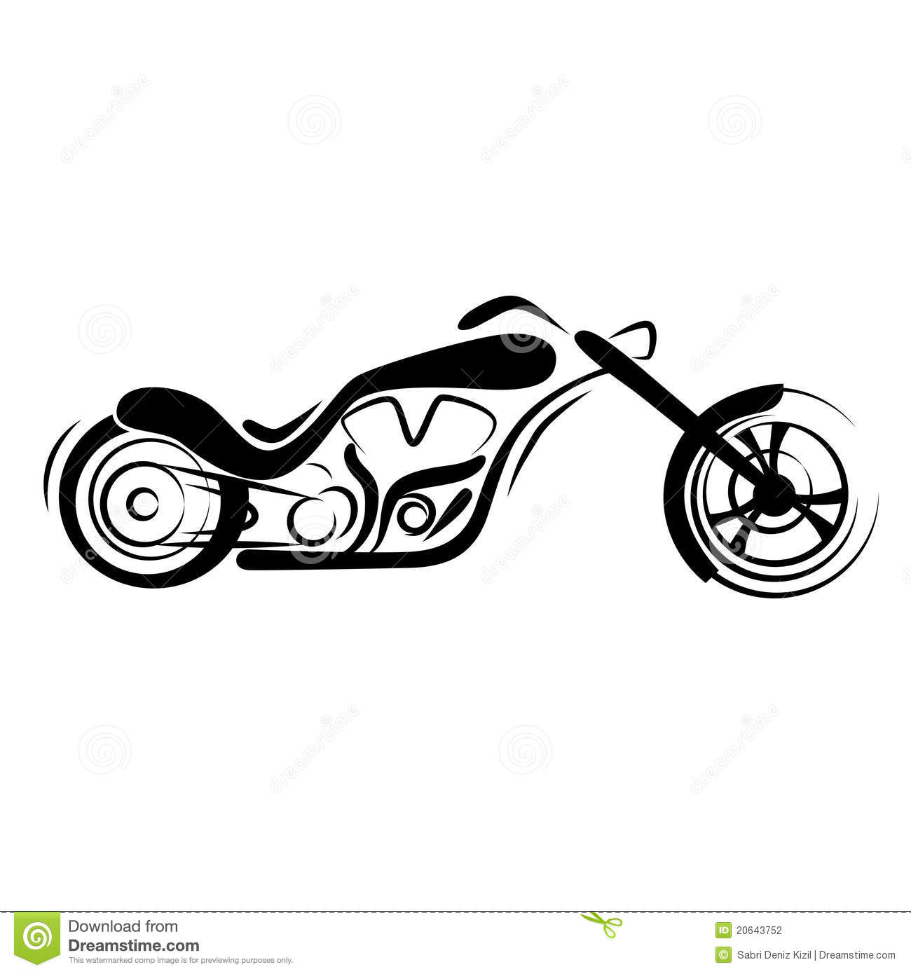 Choppers Clipart