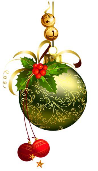 Two Christmas Borders Page Santa