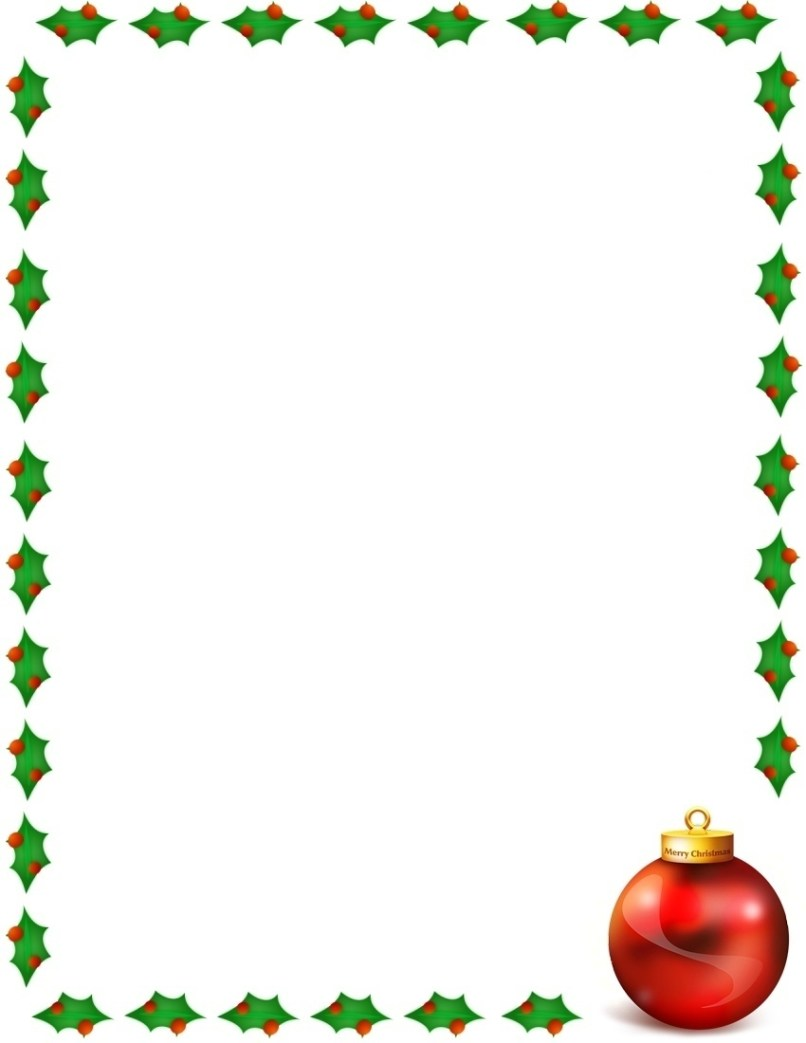 Christmas Frames And Borders Online | pixels1st.com