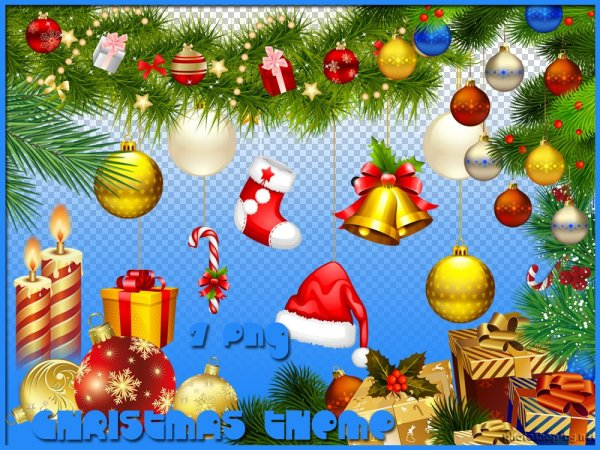 Christmas themes clipart 20 free Cliparts | Download ...