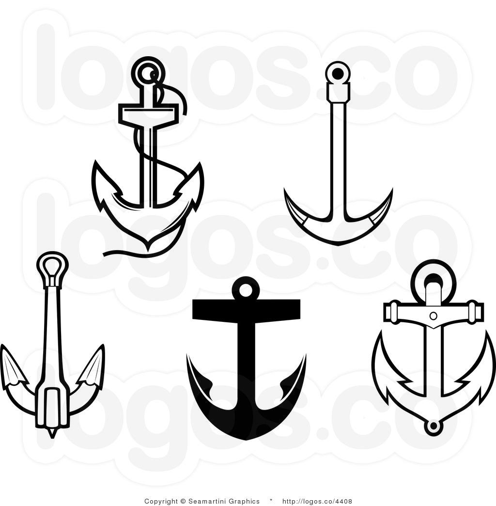 Clipart Anchor Logo