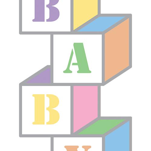 Clipart Baby Blocks Clipground