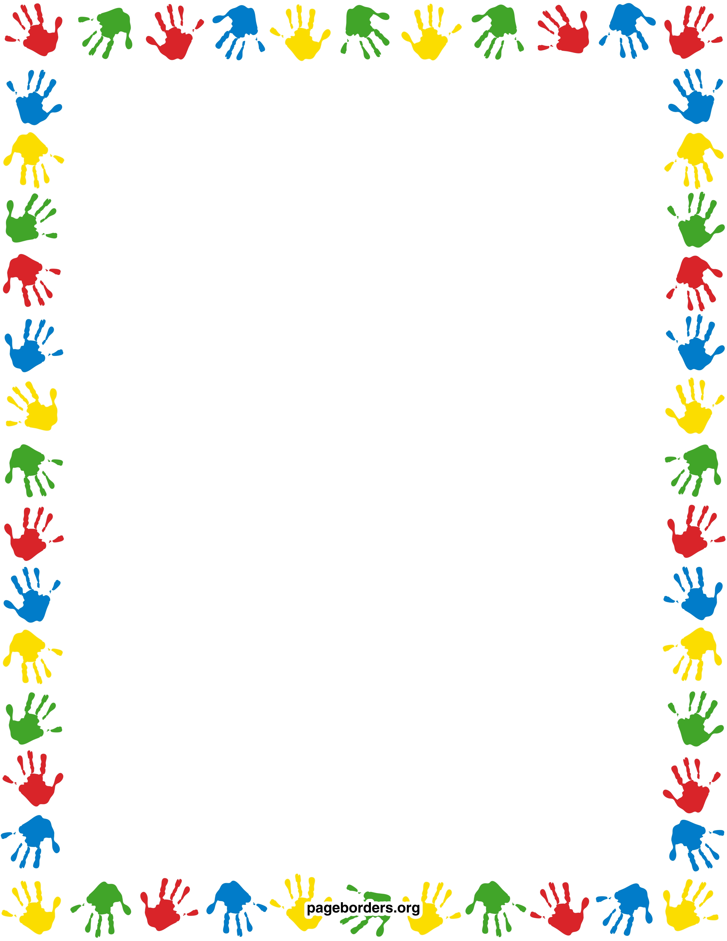 Kids Borders Clipart 20 Free Cliparts