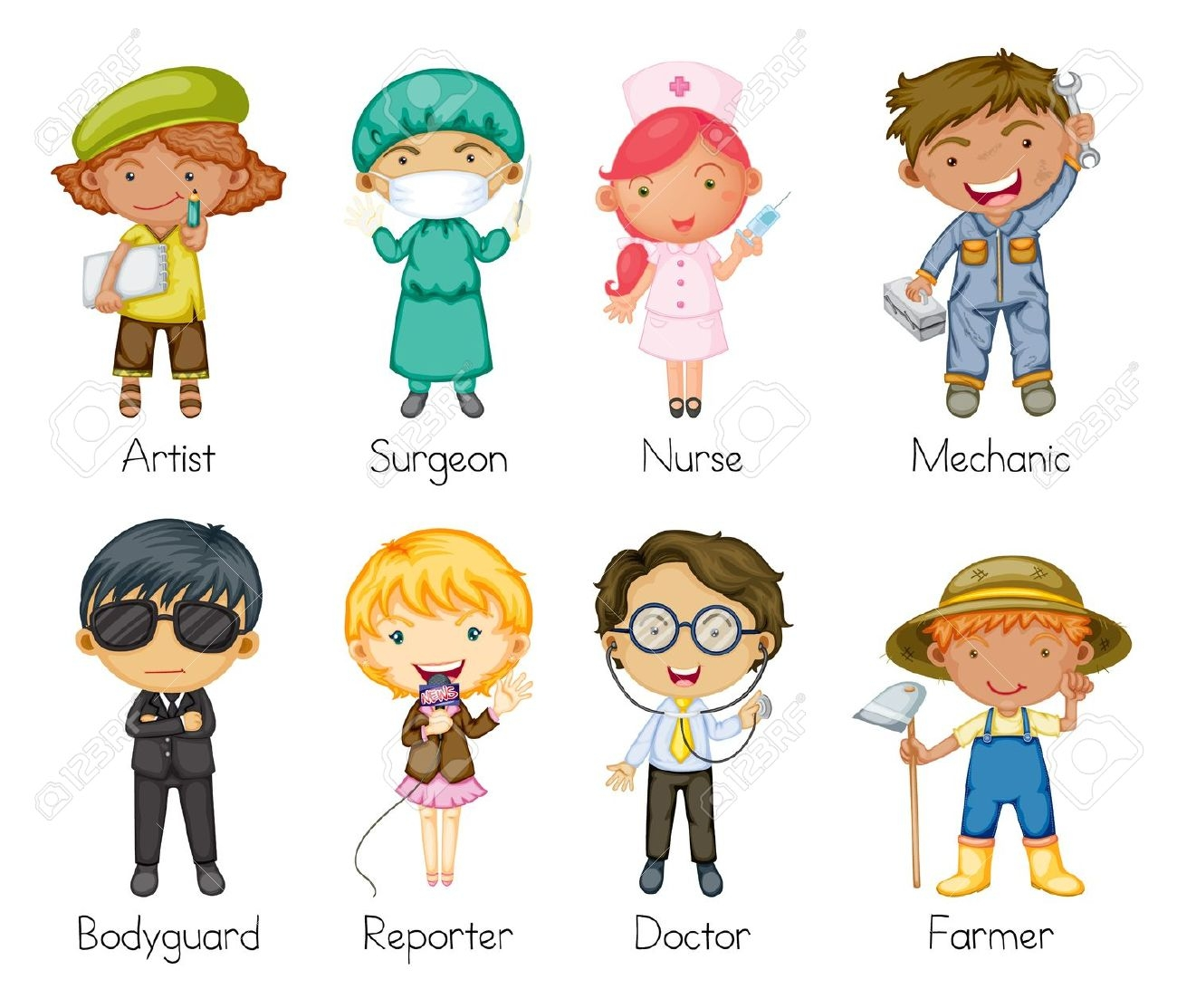 Clipart For Job 20 Free Cliparts