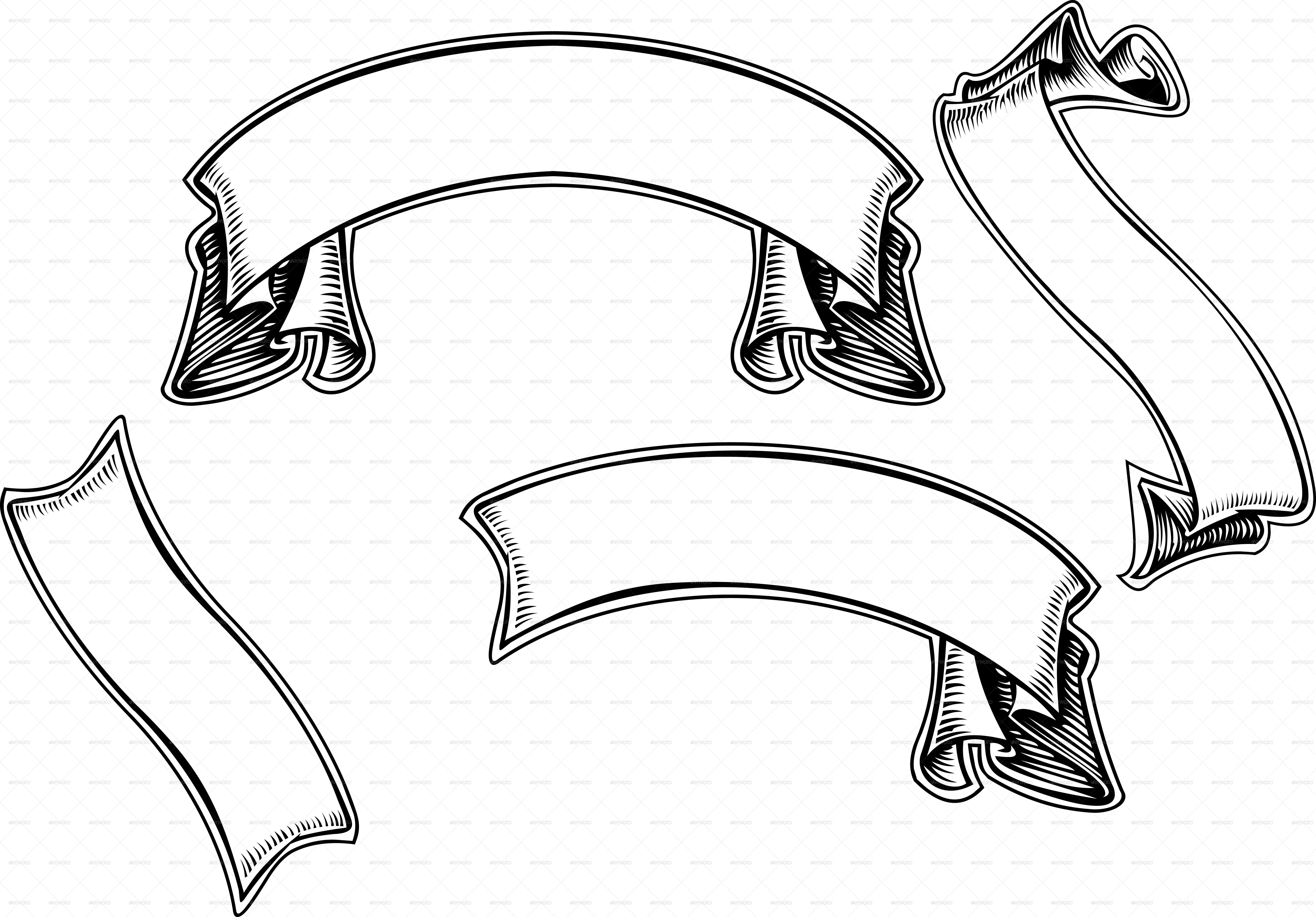Clipart Scroll Banner 20 Free Cliparts