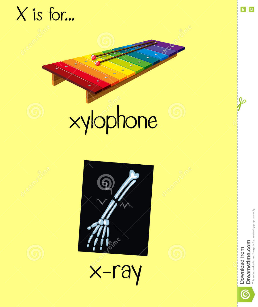 Clipart That Begins With Letter X