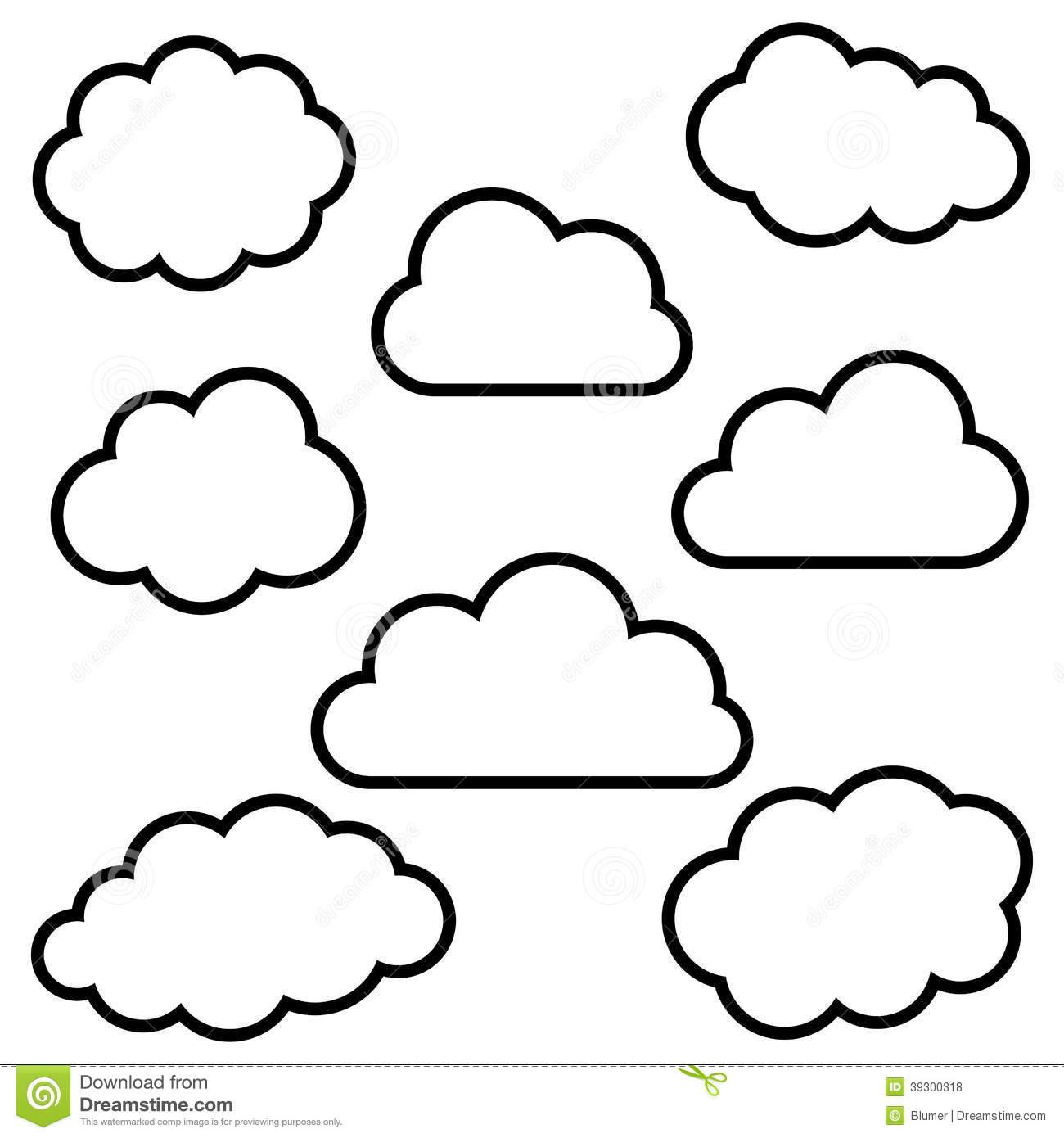 Cloud Image Clipart