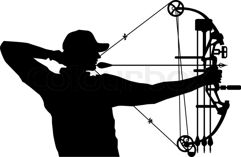 Drawing Compound Bow
