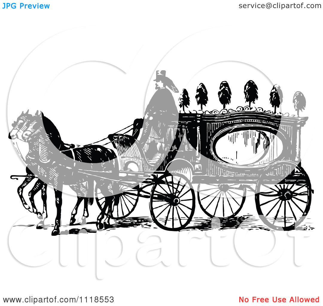 Couch Horses Clipart