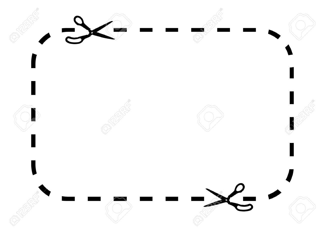 Coupon Border Clipart