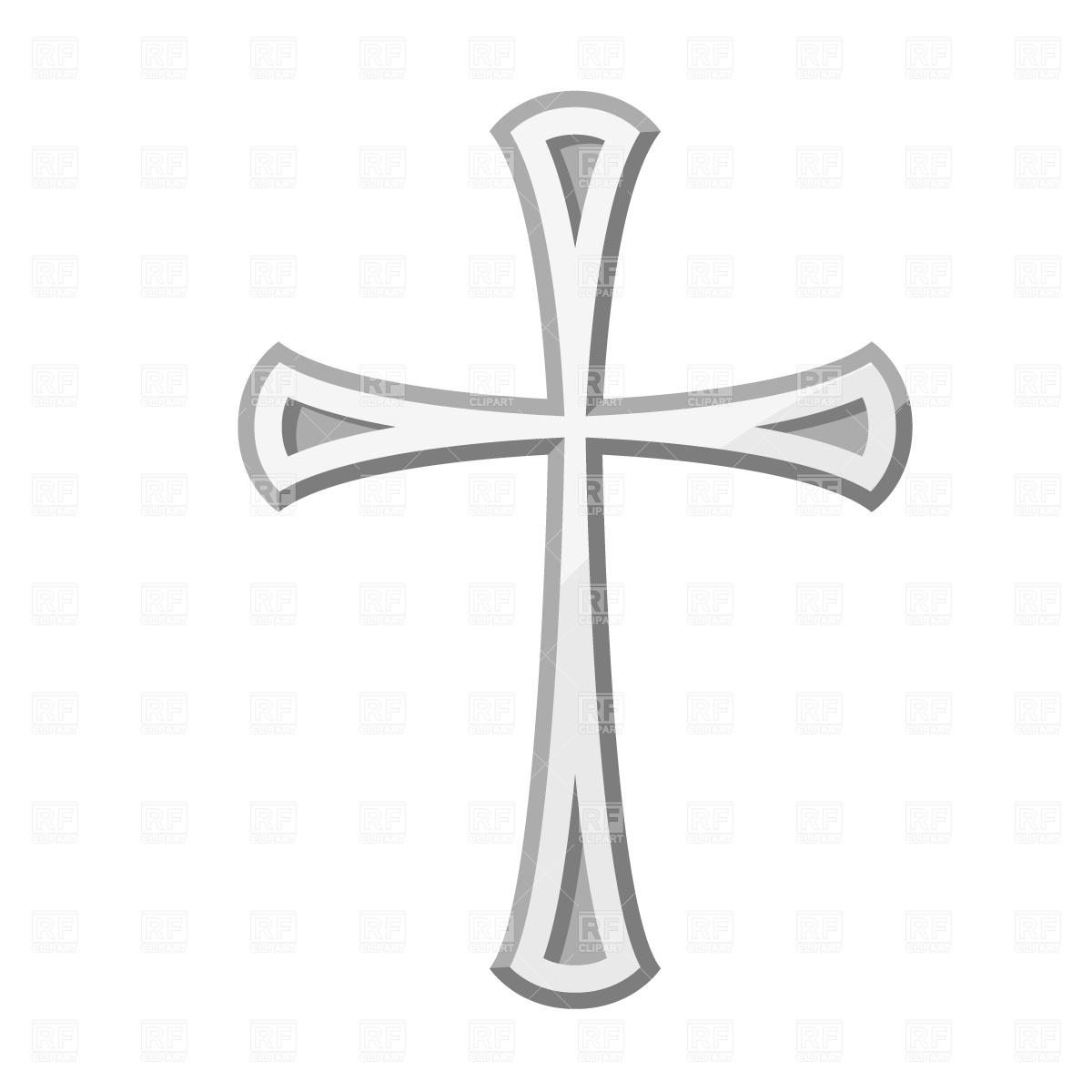 Free Christian Cross Clipart