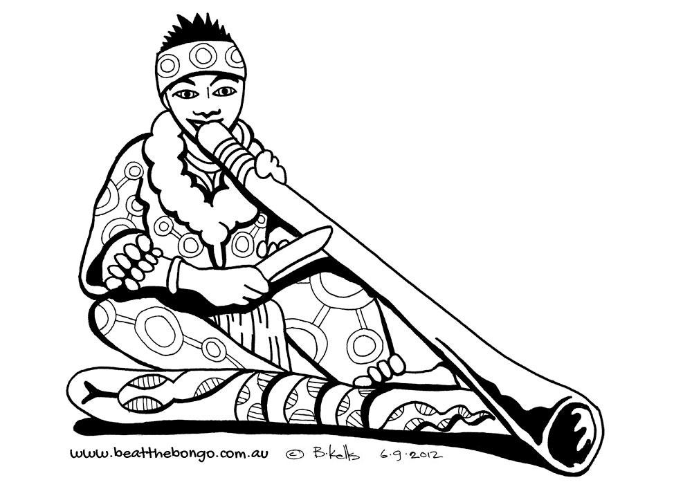Didgeridoo Clipart Clipground