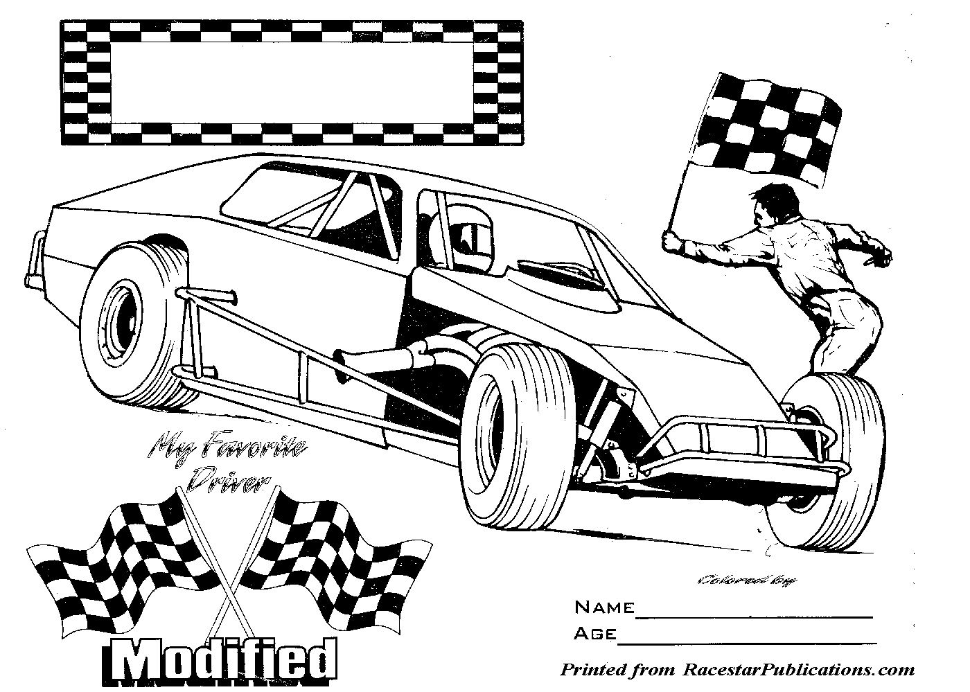 Dirt Track Clipart