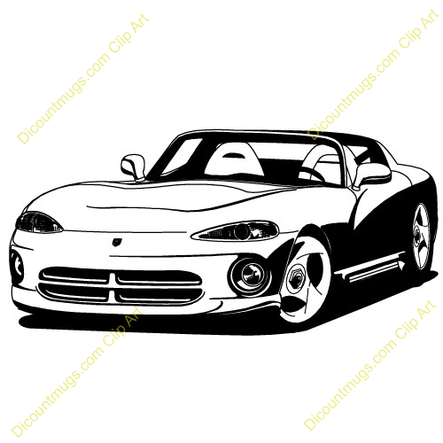 Muscle Clipart Car Free
