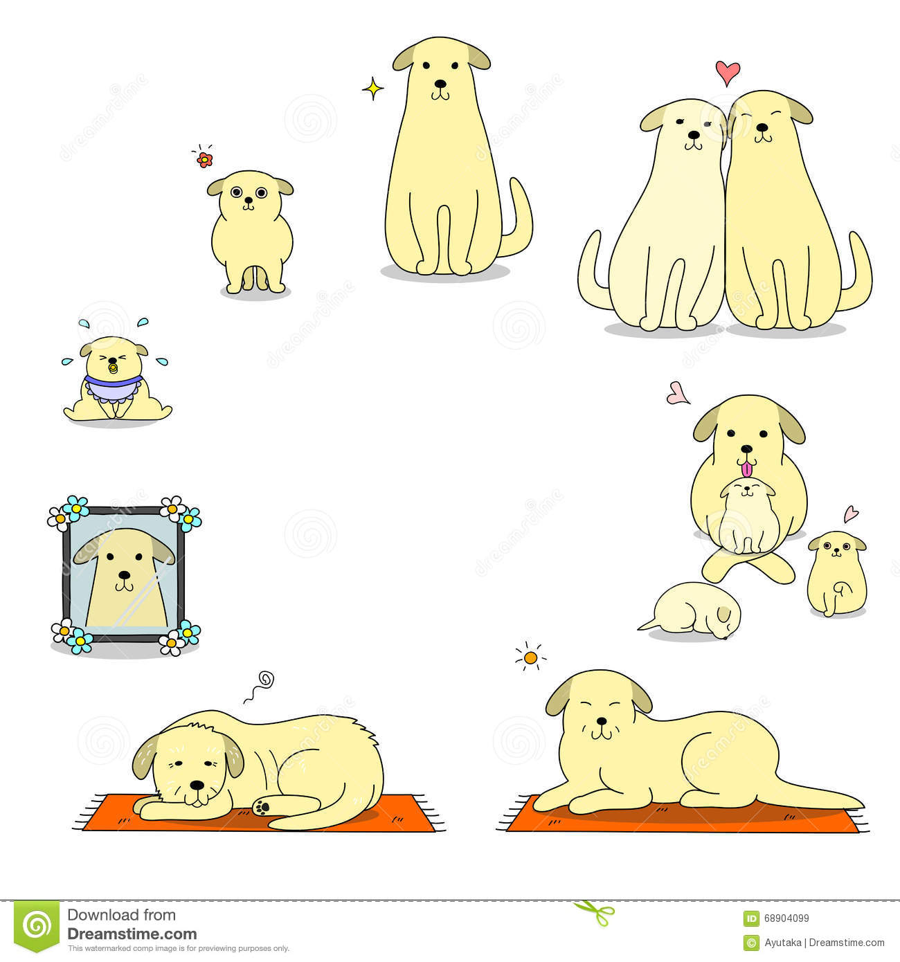 Dog S Life Clipart 20 Free Cliparts