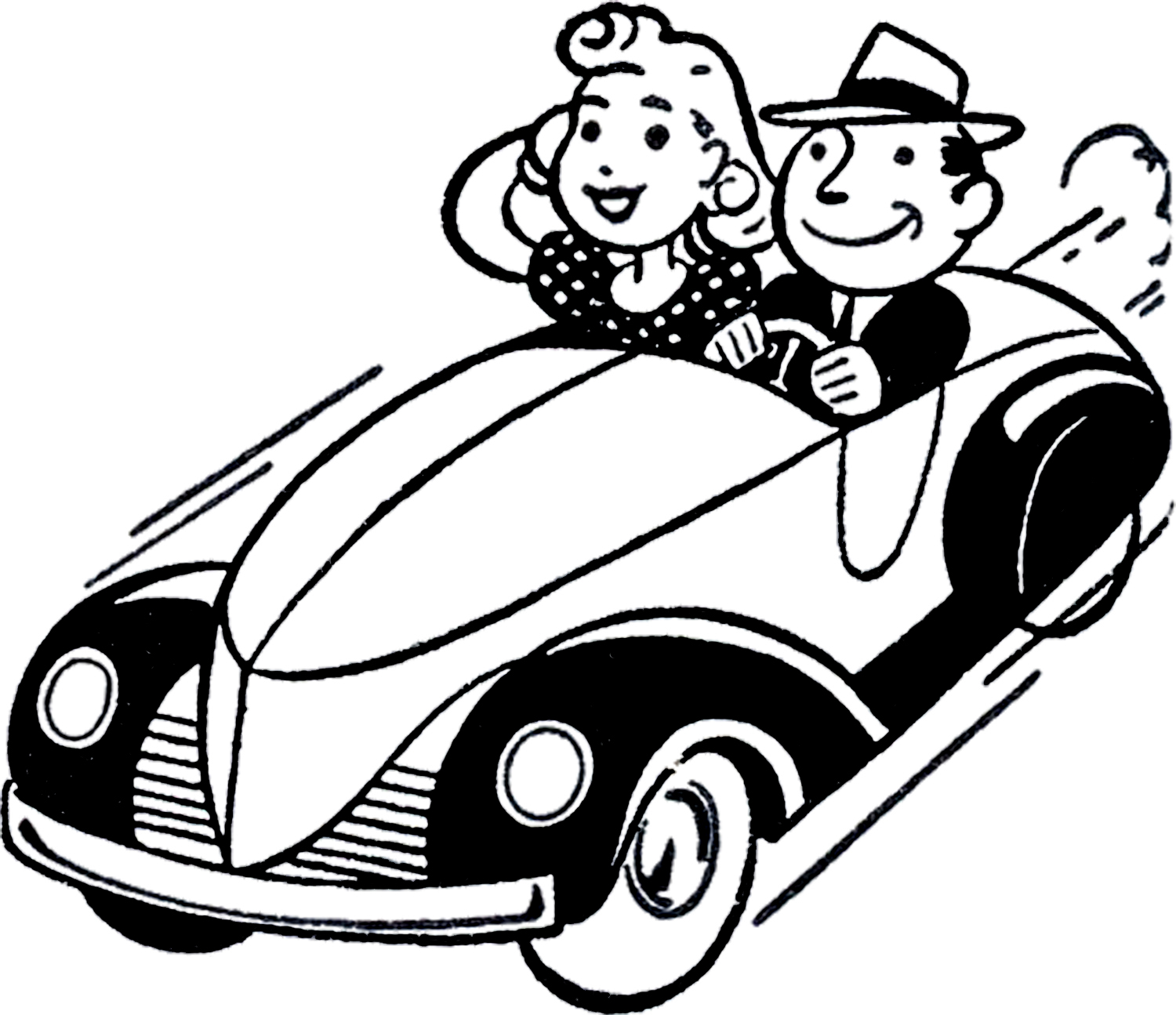 Drive Vehicles Clipart 20 Free Cliparts