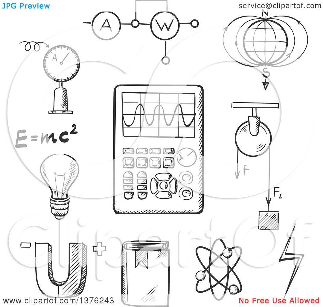 Earth Magnet Clipart
