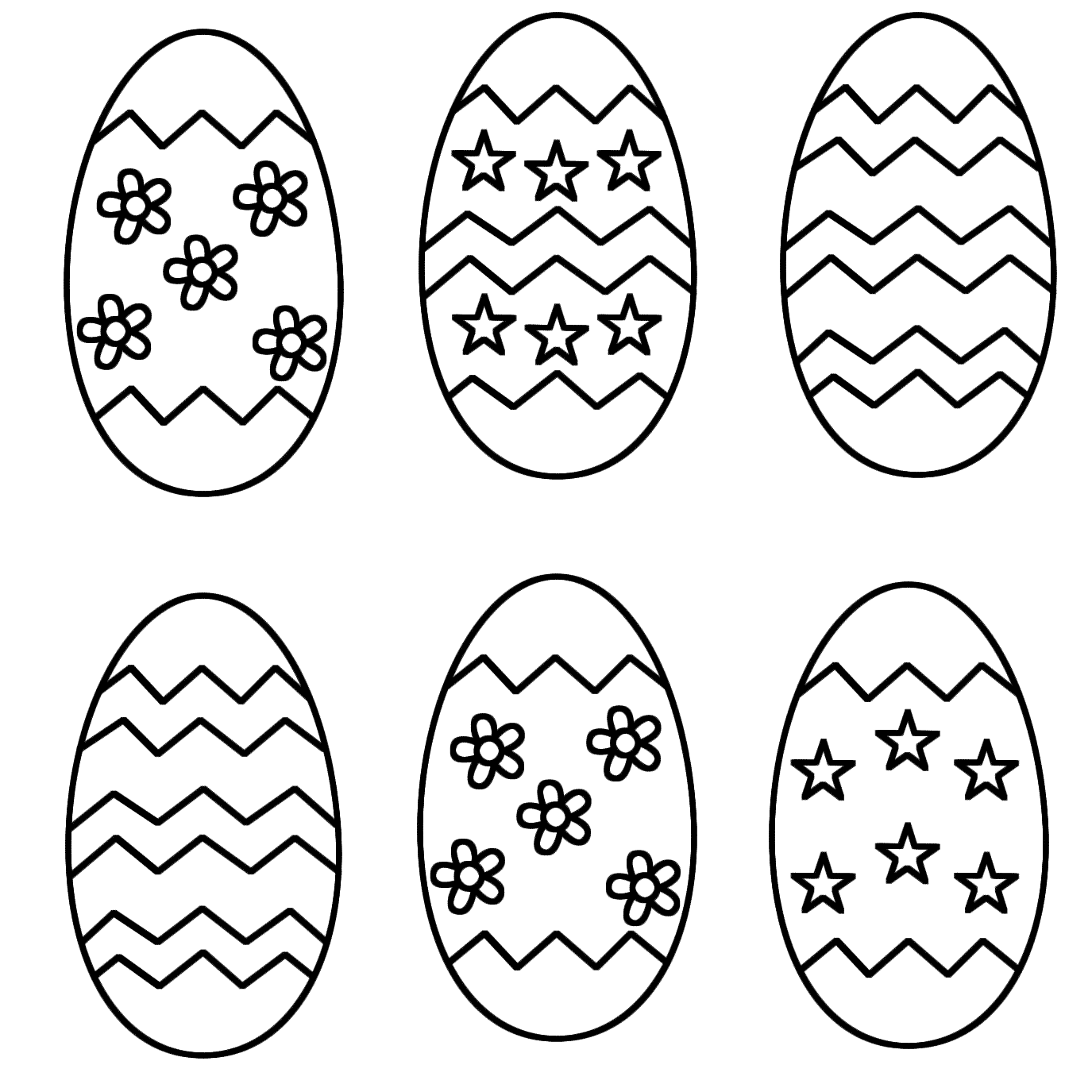 Easter Color Clipart 20 Free Cliparts