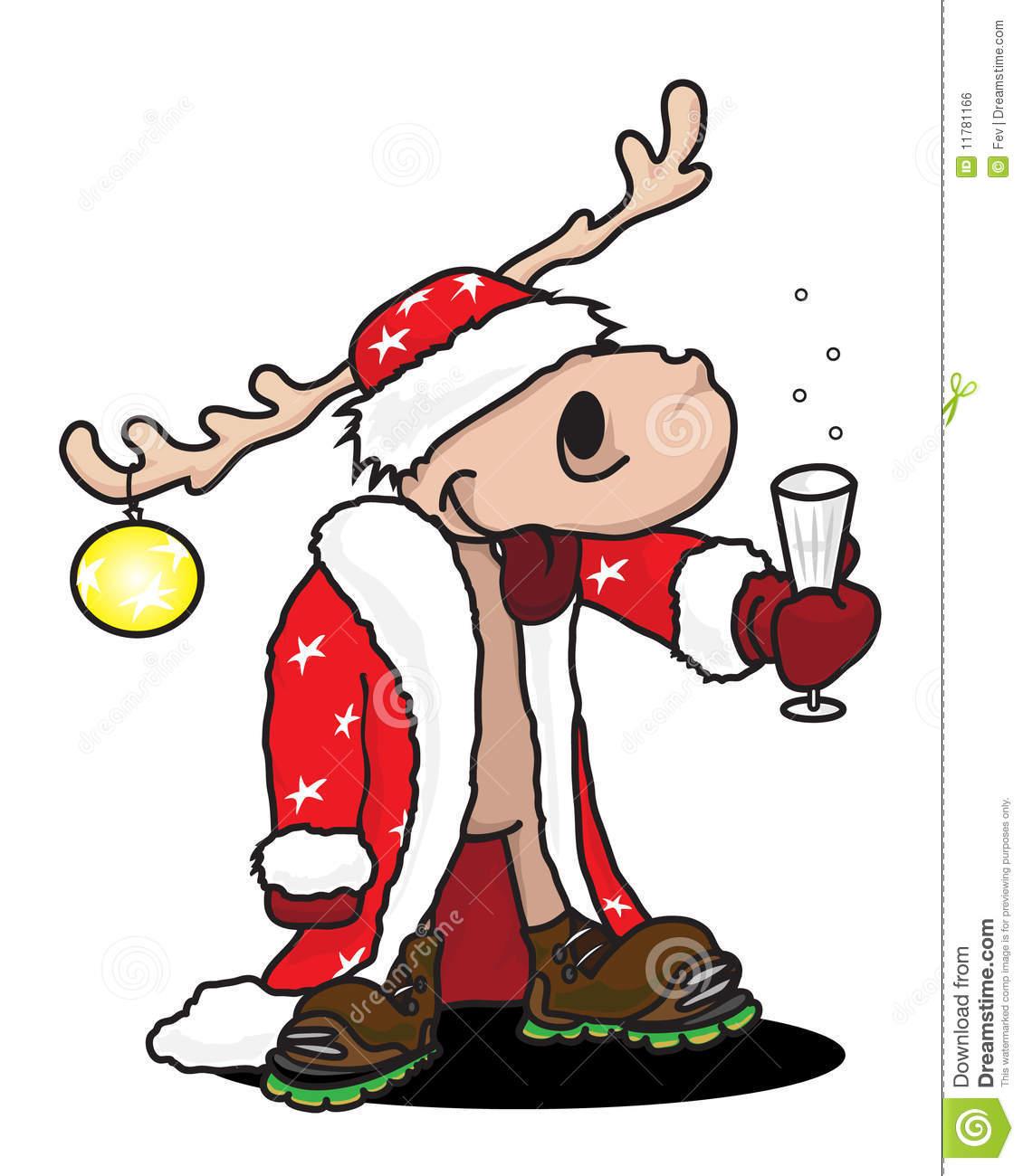 Karaoke Christmas Animated