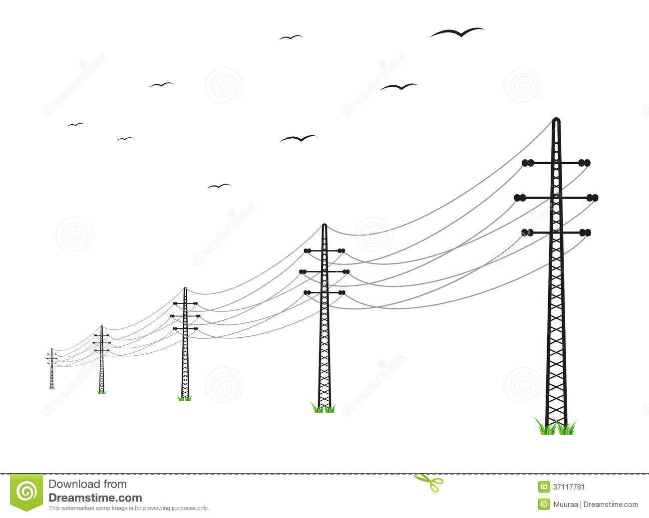 High Voltage Line Clipart 20 Free Cliparts