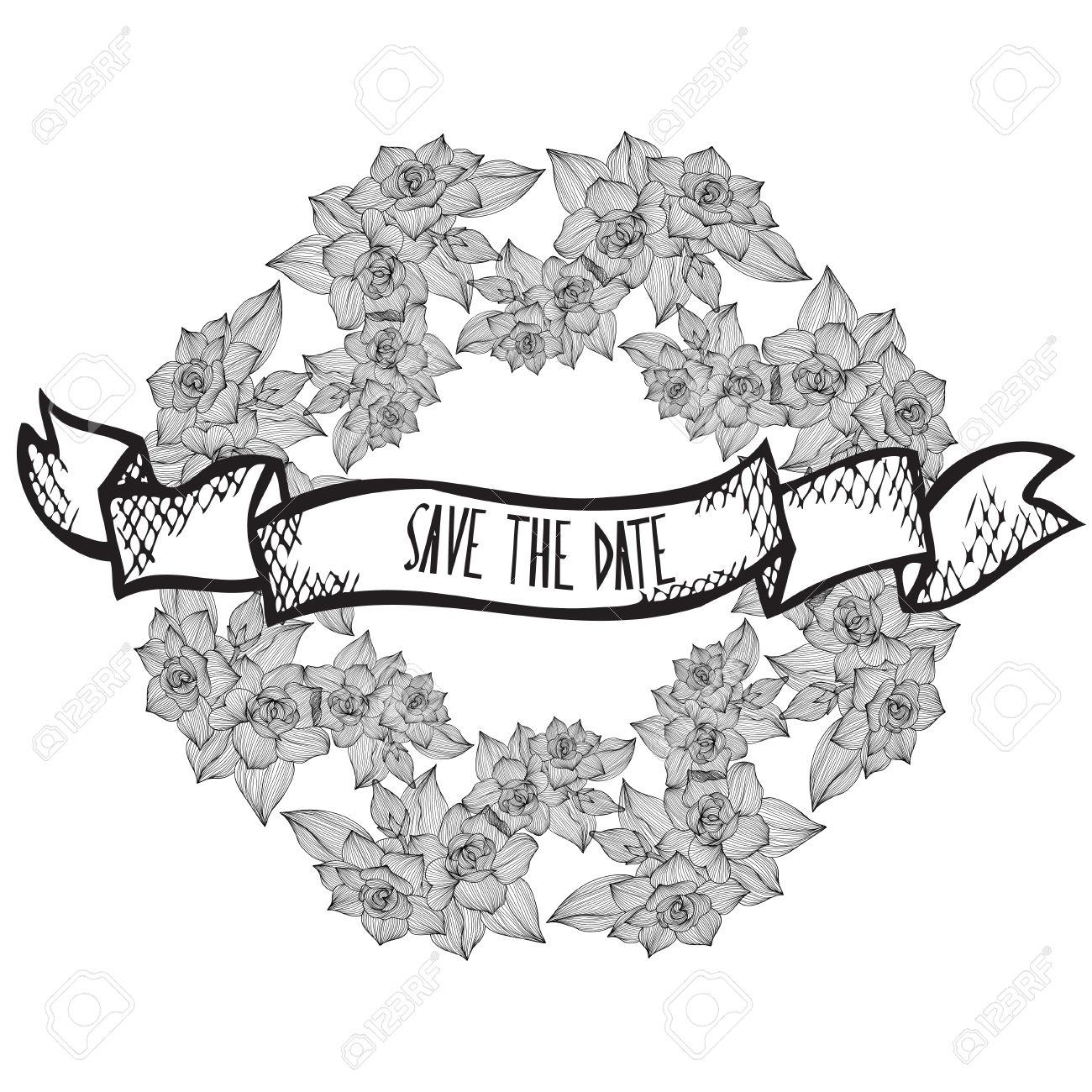 Elegant Monogram Wreath Clipart 20 Free Cliparts