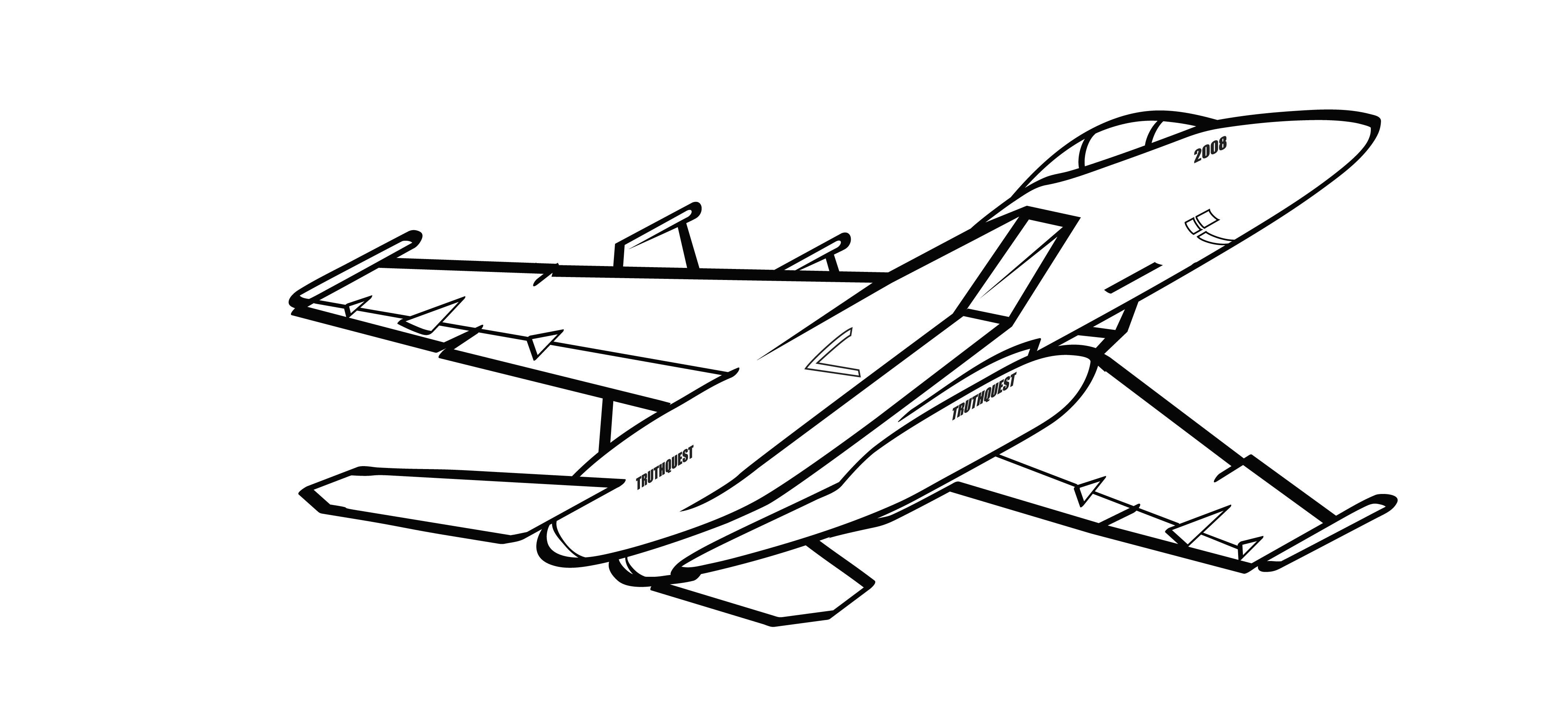 F 15 Eagle Clipart