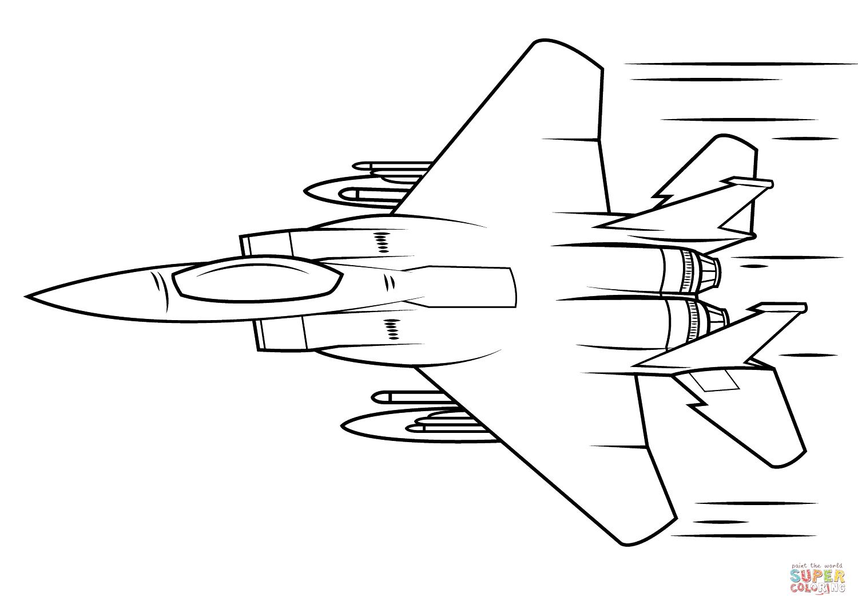 F 15e Clipart