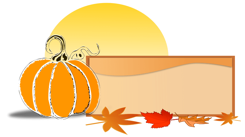 Fall At Work Clipart