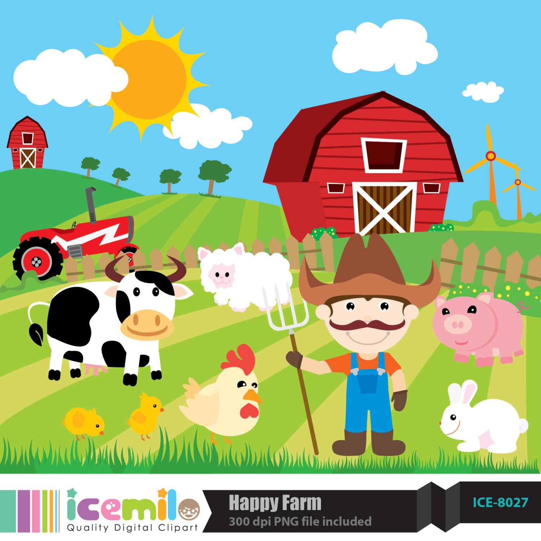 To Farm Clipart