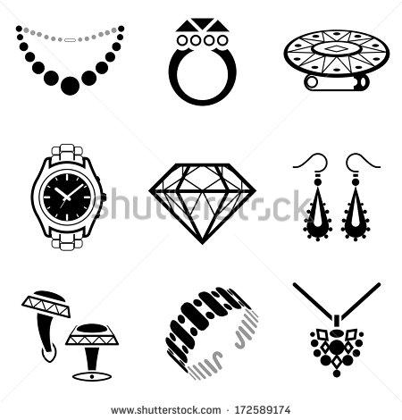 Fashion Jewellery Clipart Clipground