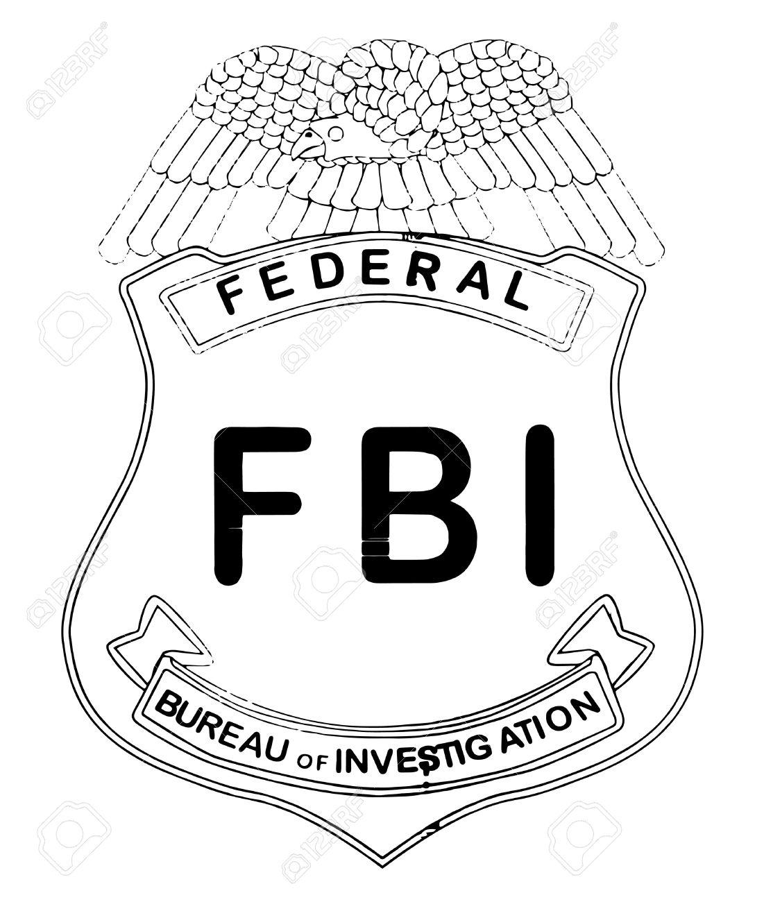 Fbi Clipart