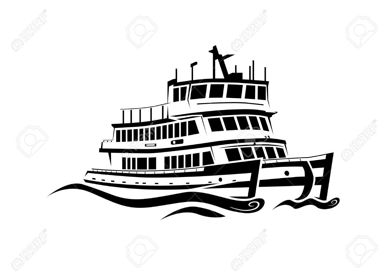 Ferries Clipart