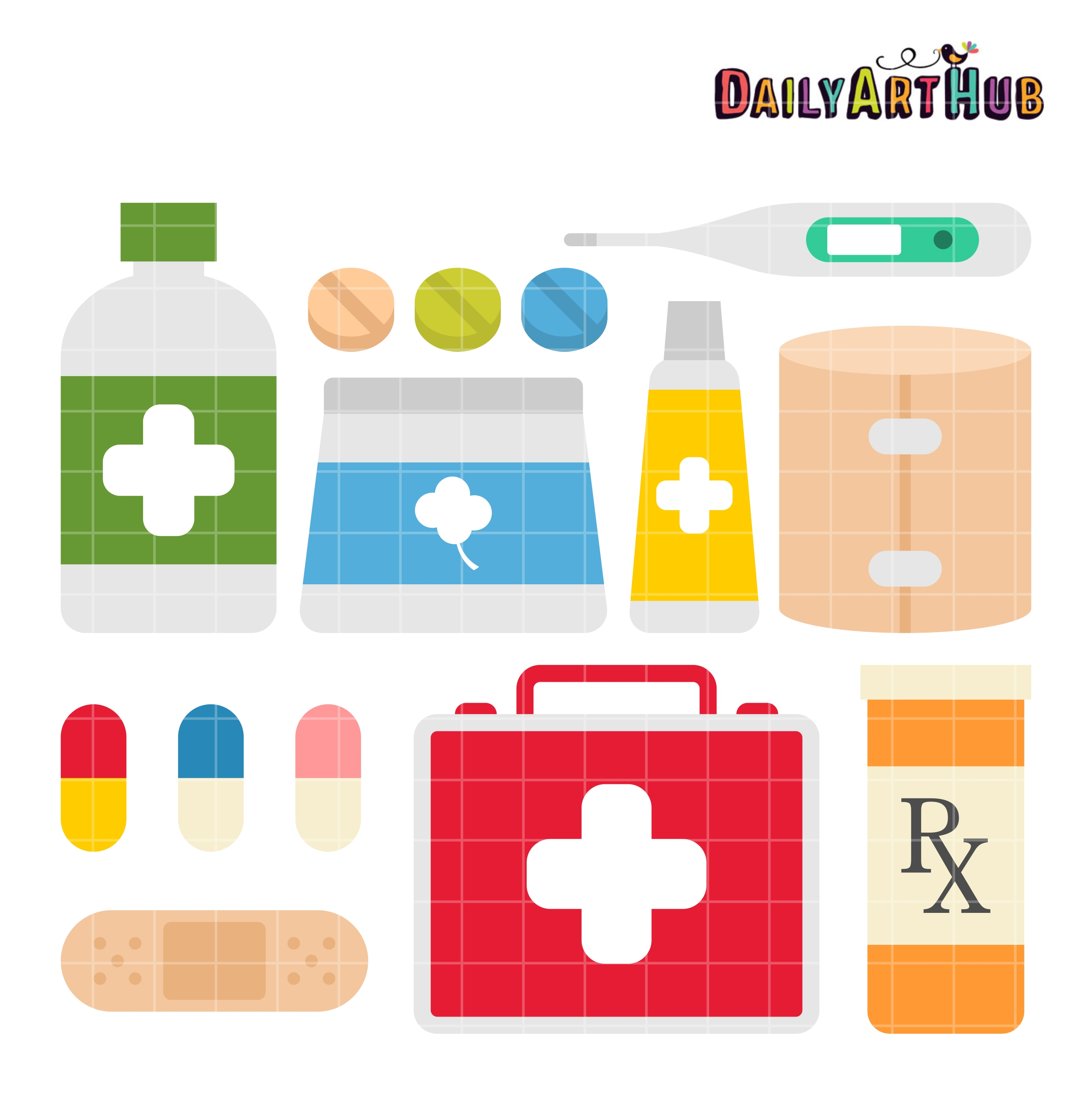 First Aid Kit Clipart 20 Free Cliparts