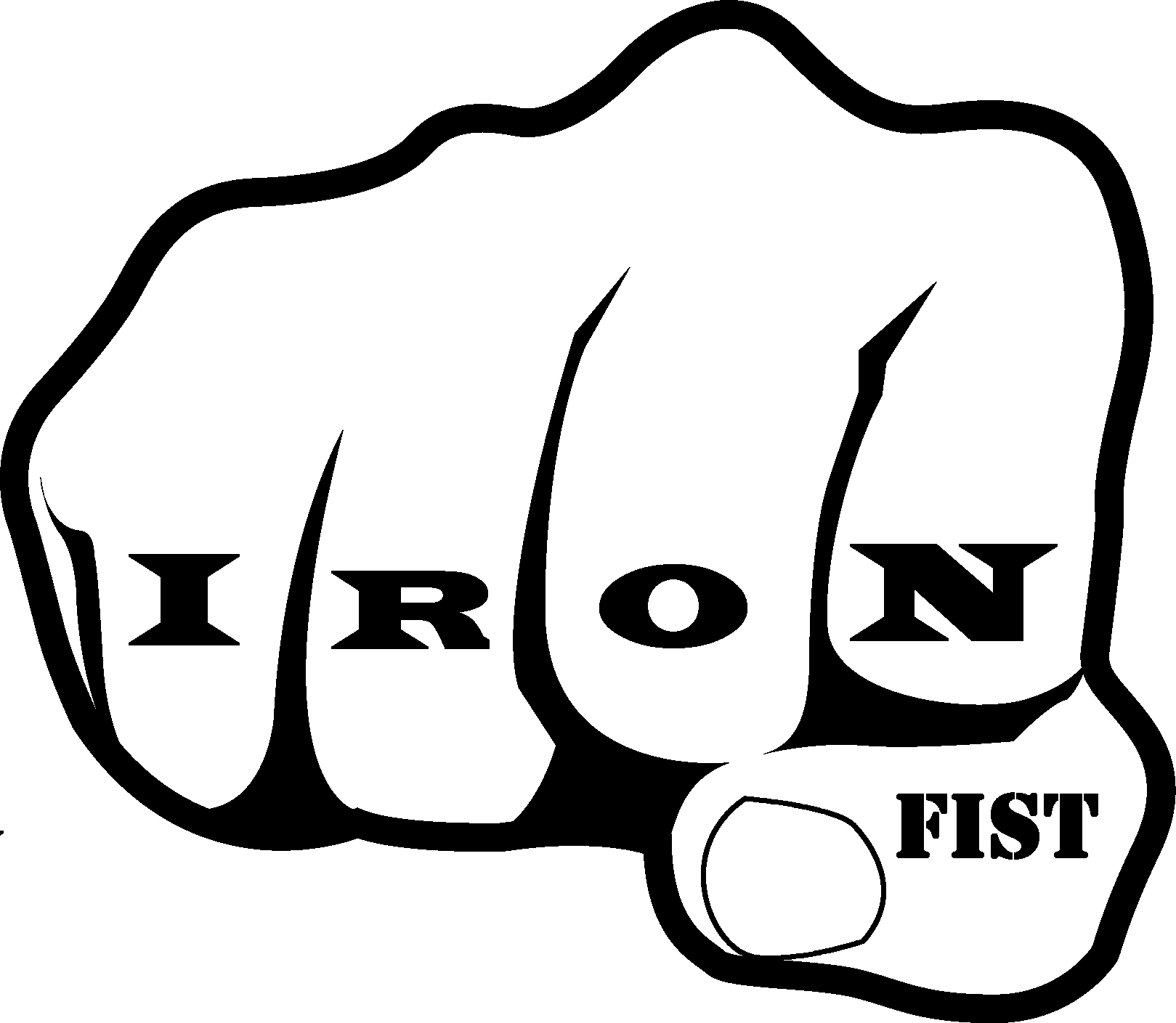 Fists Clipart