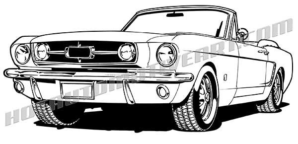 Car Free Clipart Muscle