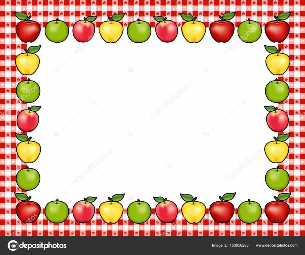Free Apple Border Clipart 10 Free Cliparts