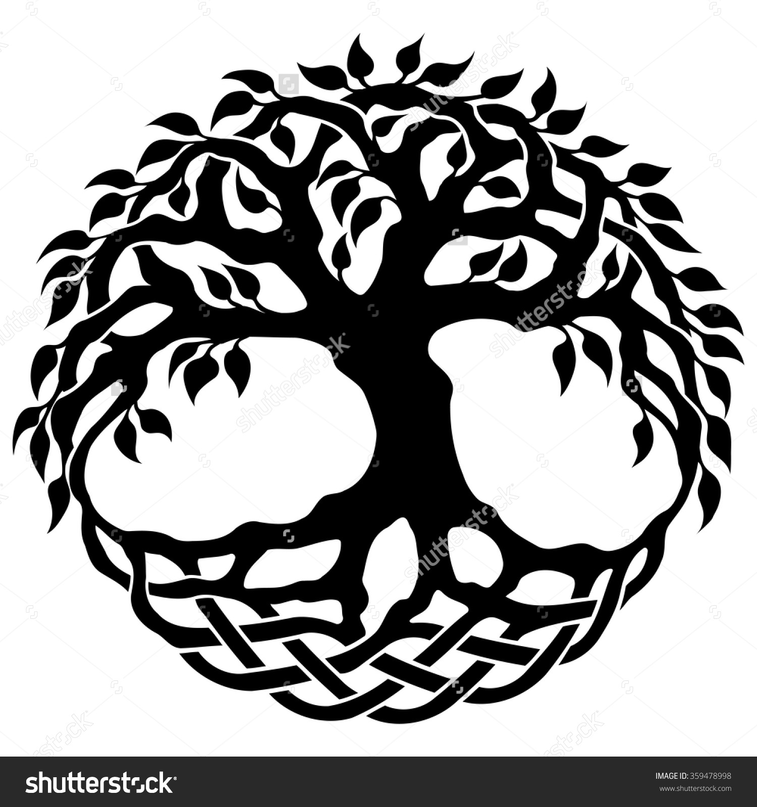 Clipart Of Tree Of Life