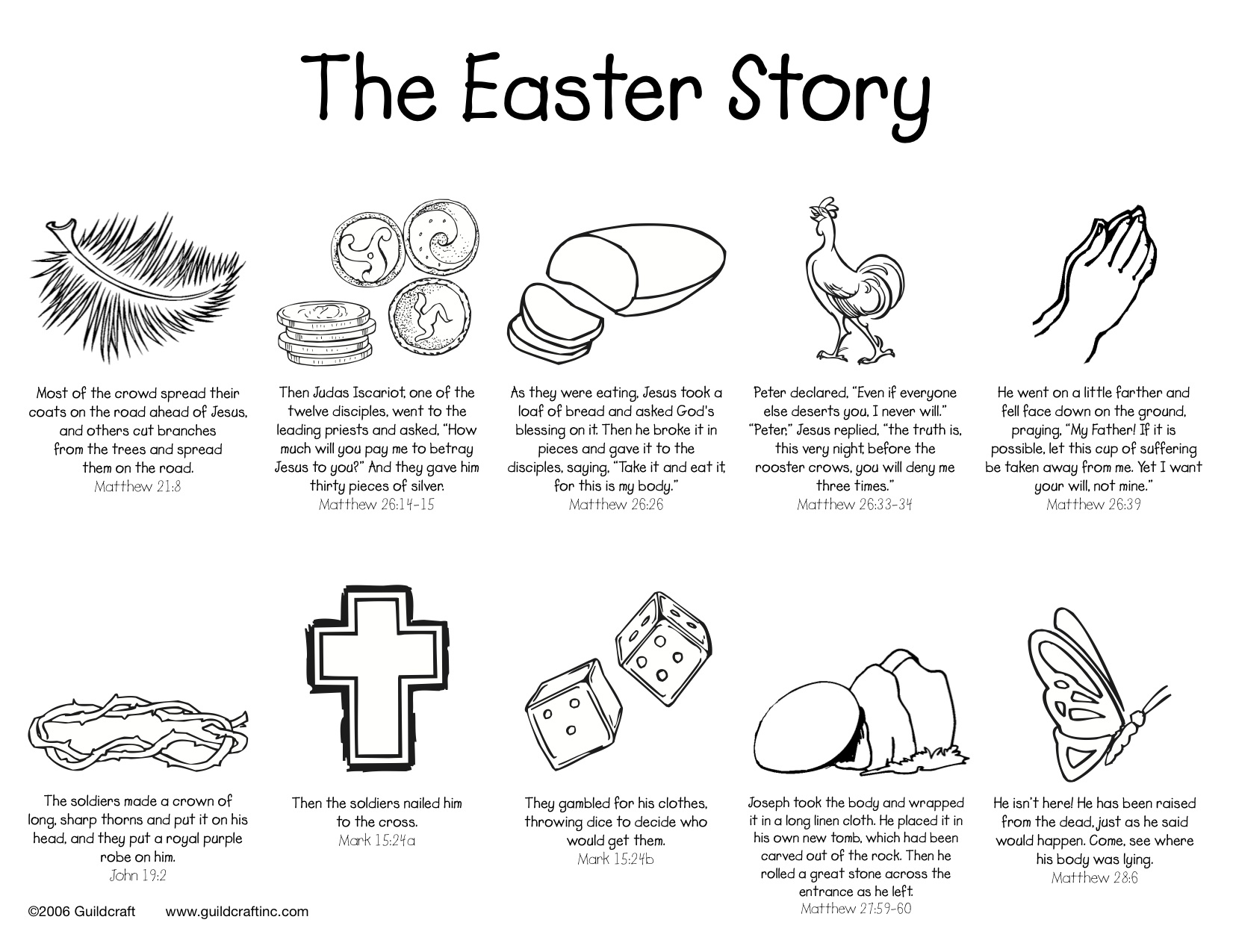 Free Christian Easter Clipart For Kids
