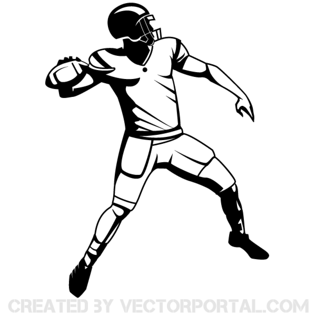 Free Football Vector Clipart 20 Free Cliparts