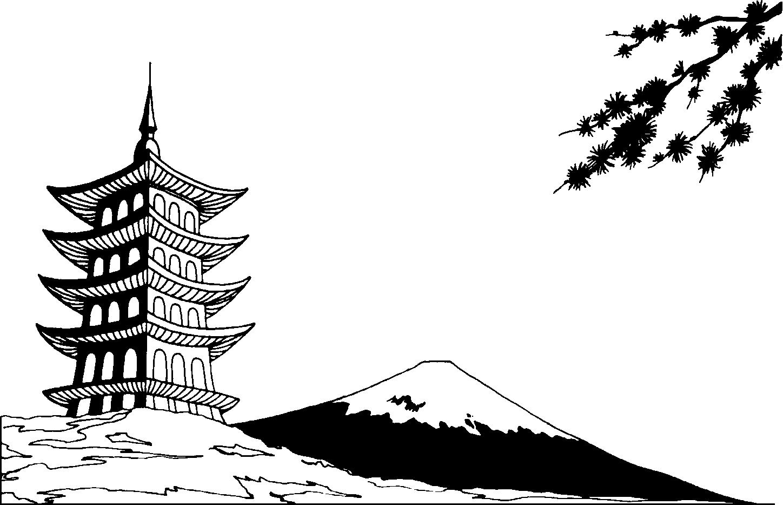 Fuji Clipart