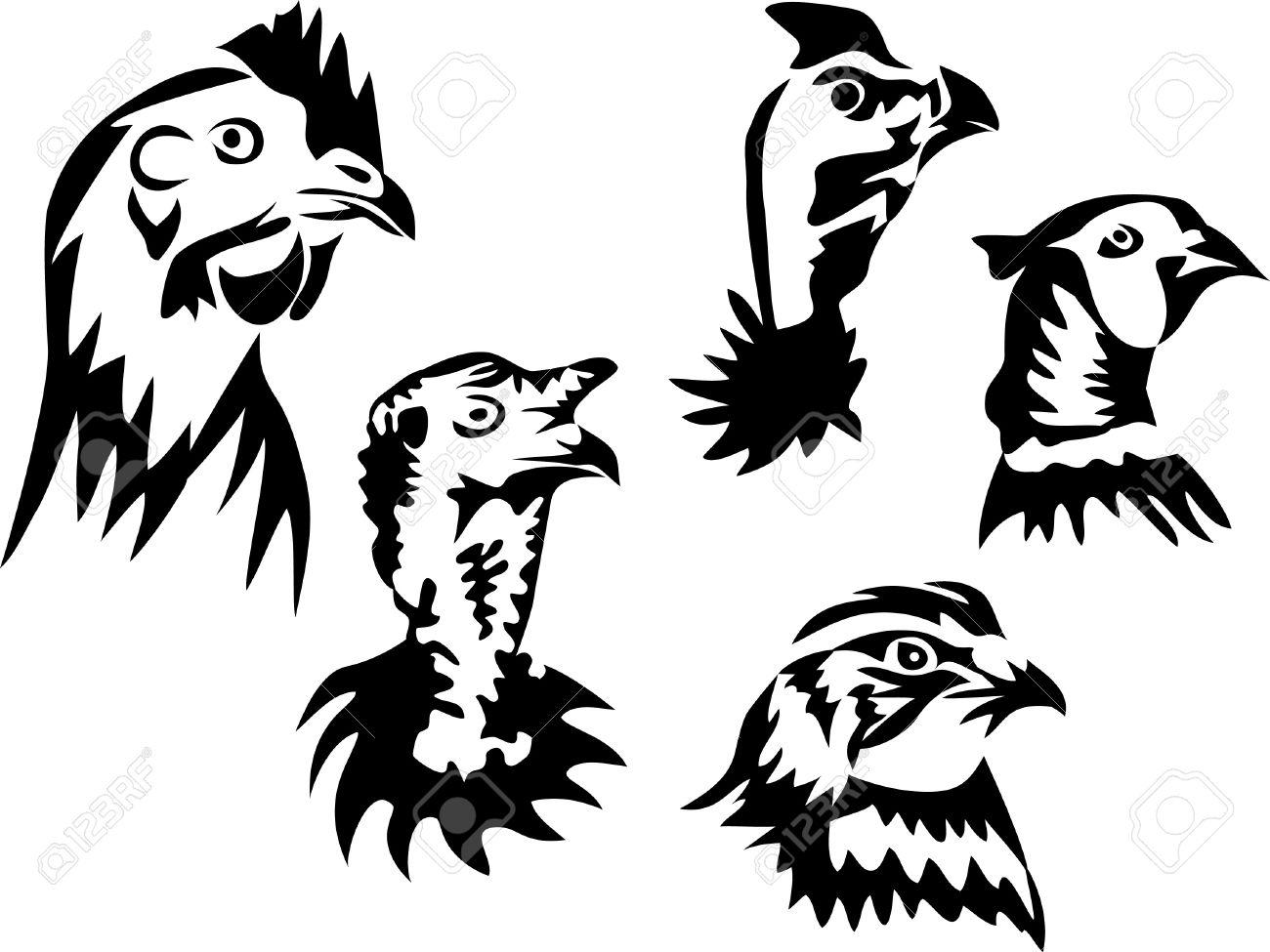 Pheasant Hen Clipart