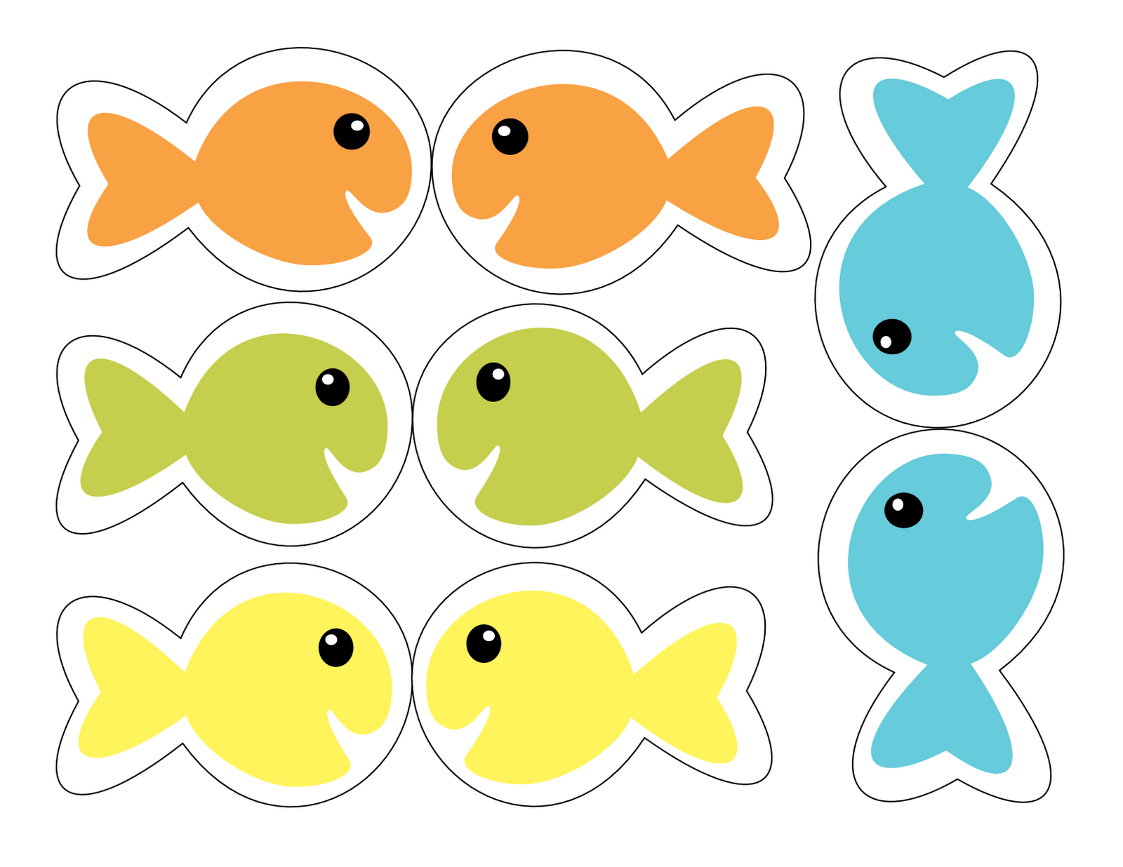 Game Fish Clipart