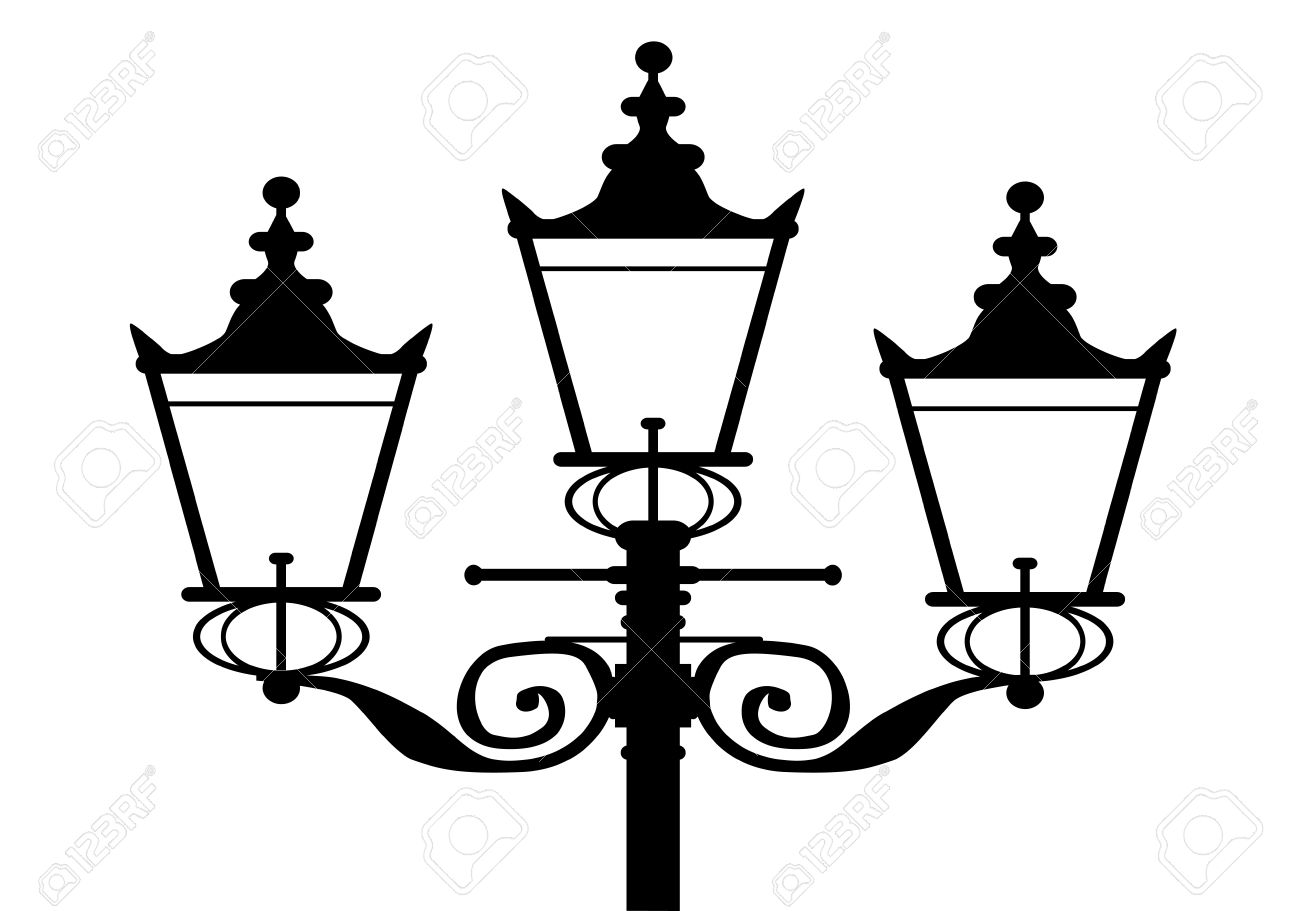 Gas Lighting Clipart