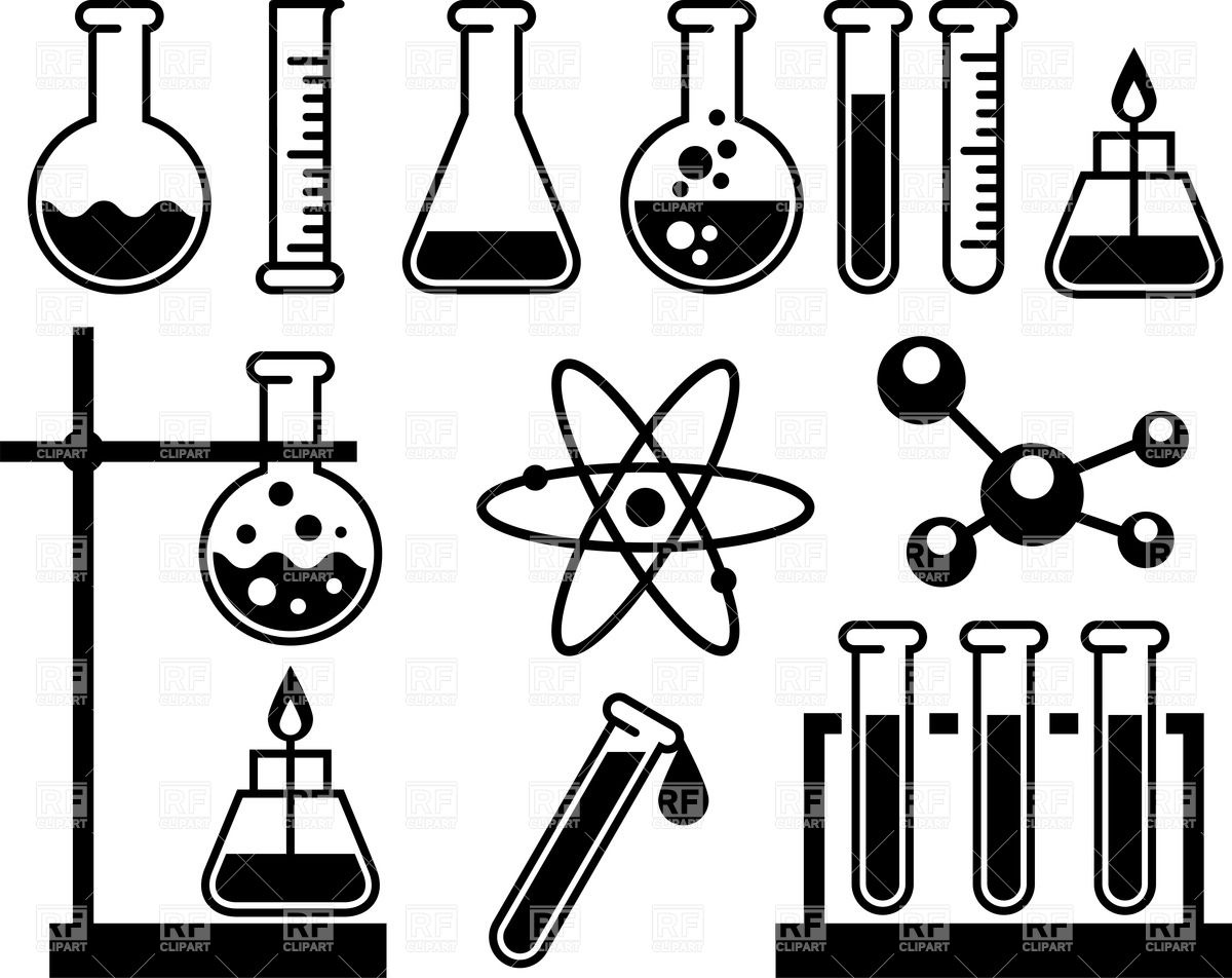 Laboratory Equipment Clipart