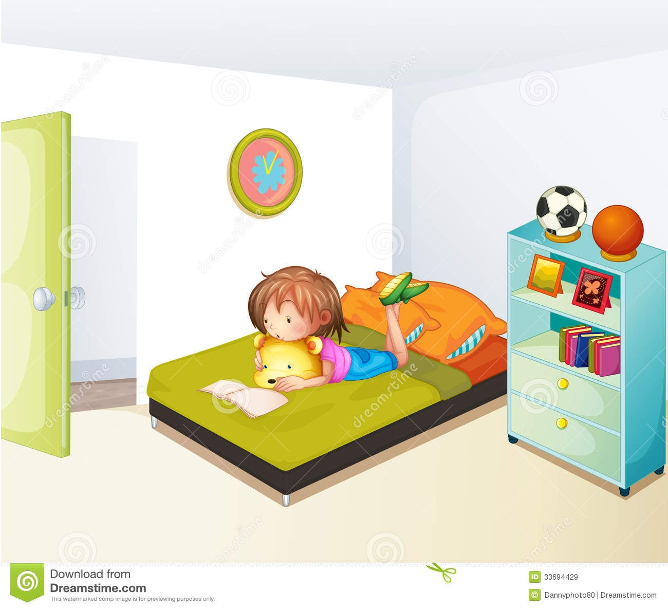 Girl Cleaning Room Room Clipart 20 Free Cliparts