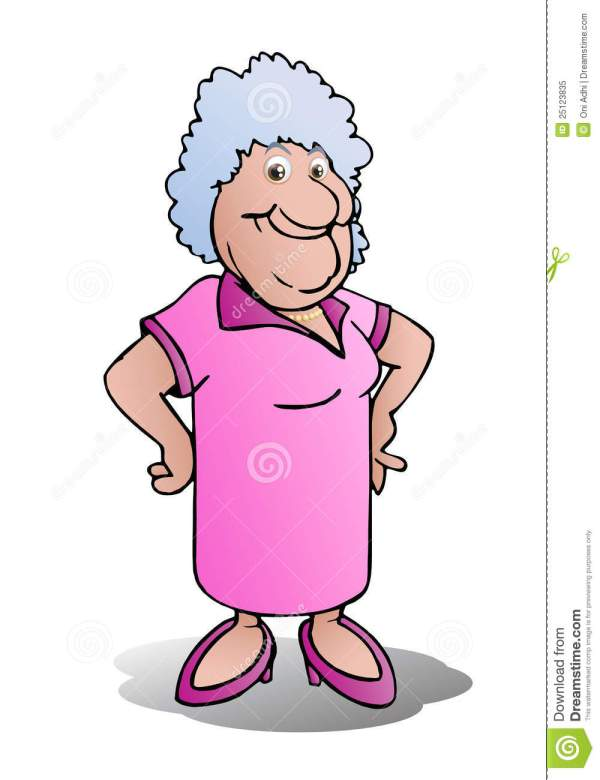 Grandmother clipart Clipground