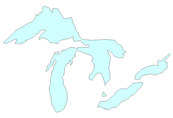 Great lakes clipart - Clipground