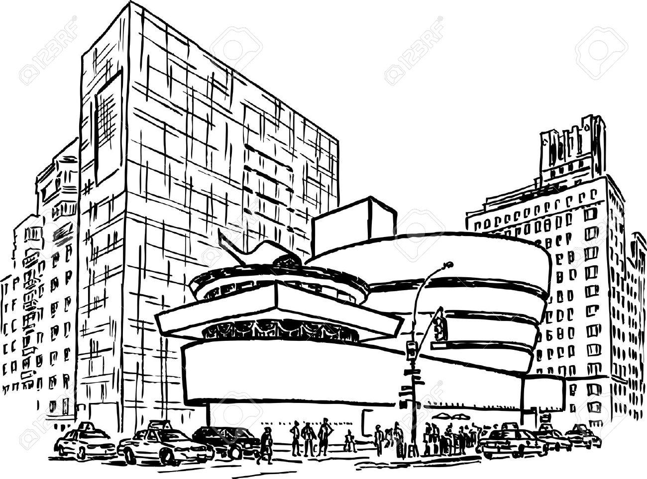 Guggenheim Clipart