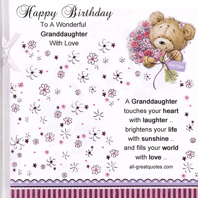 Happy Birthday Granddaughter Clipart 20 Free Cliparts Download Images On Clipground 2019